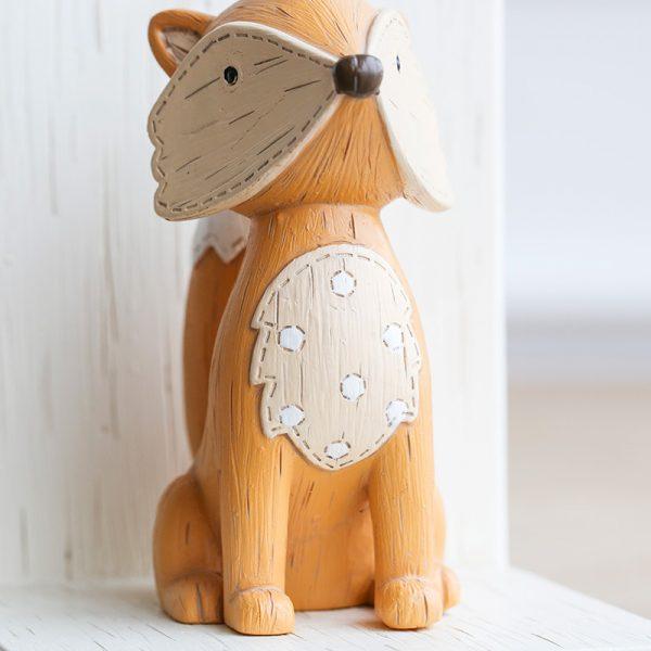 1I820003 Fox Bookend Squirrel Bookend (5)