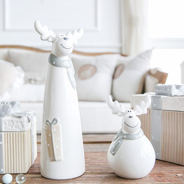 1I820004 Christmas Reindeer Table Decorations (2)