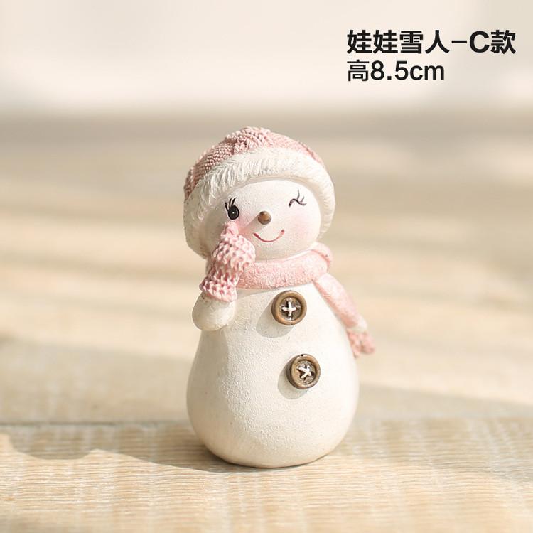 1I820005 Snowbabies Figurines Christmas Ornaments (1)