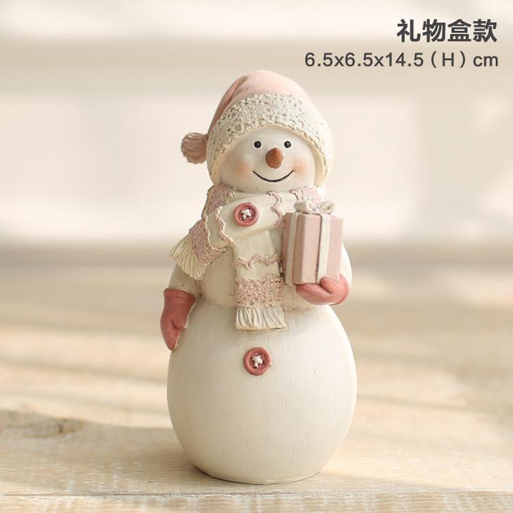 1I820005 Snowbabies Figurines Christmas Ornaments (11)