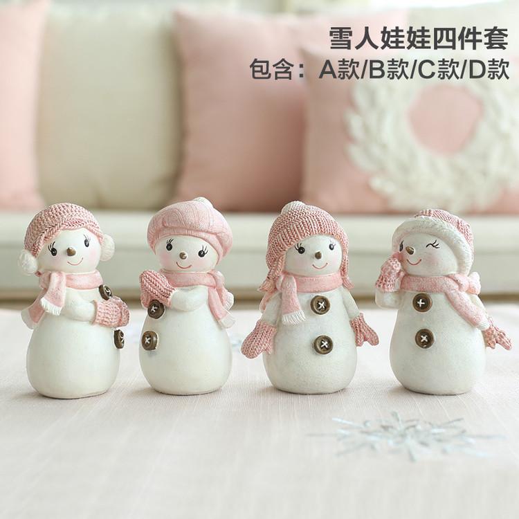 1I820005 Snowbabies Figurines Christmas Ornaments (13)