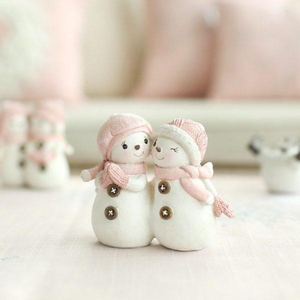 1I820005 Snowbabies Figurines Christmas Ornaments (5)