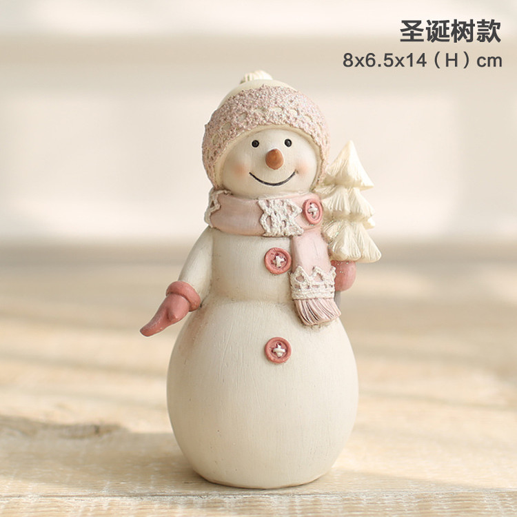 1I820005 Snowbabies Figurines Christmas Ornaments (9)