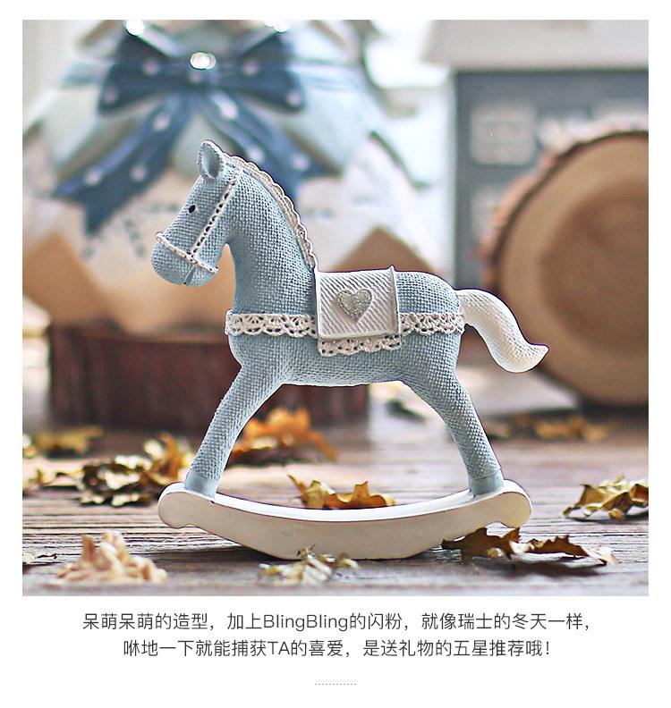 1I820008 Christmas Trojan Horse Figurine (9)