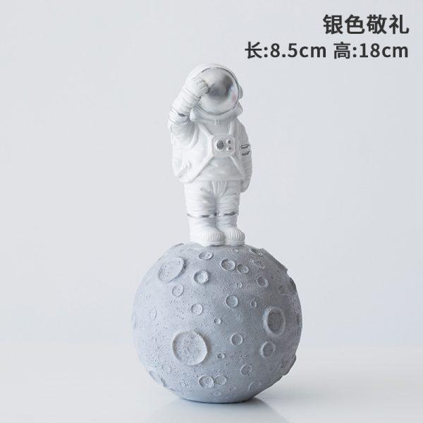 1I820020 Astronaut Figurine Resin Wholesale Online (11)