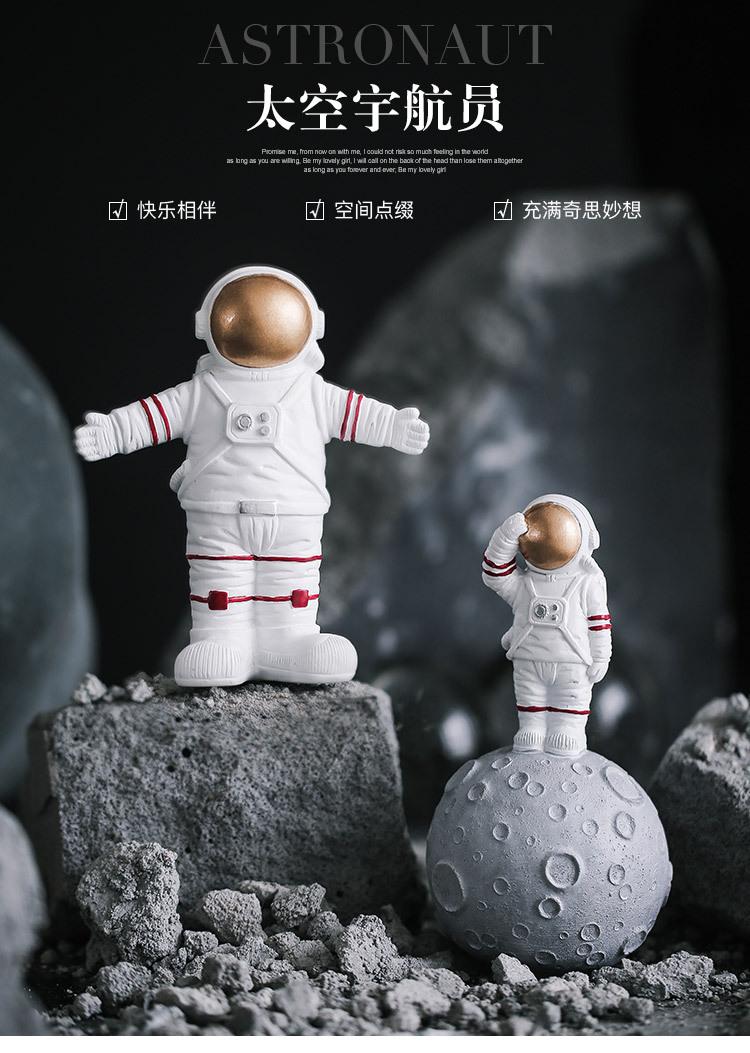 1I820020 Astronaut Figurine Resin Wholesale Online (12)