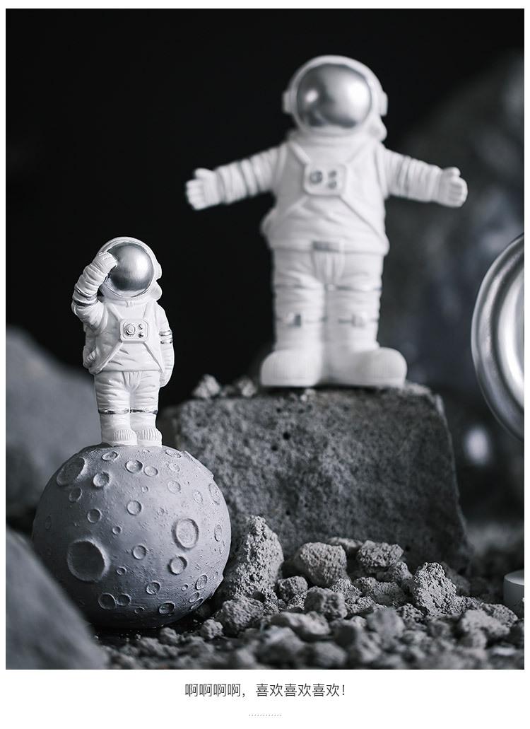 1I820020 Astronaut Figurine Resin Wholesale Online (15)