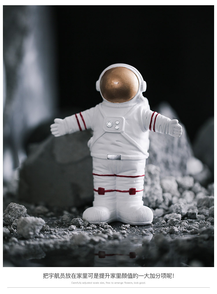 1I820020 Astronaut Figurine Resin Wholesale Online (19)