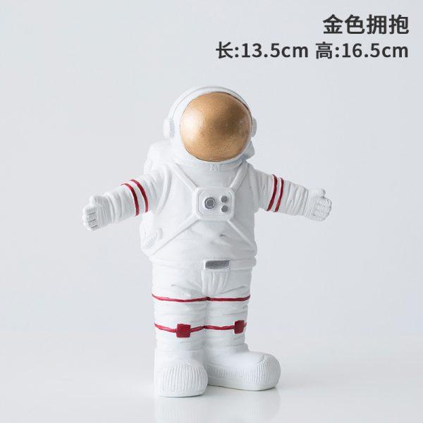 1I820020 Astronaut Figurine Resin Wholesale Online (8)