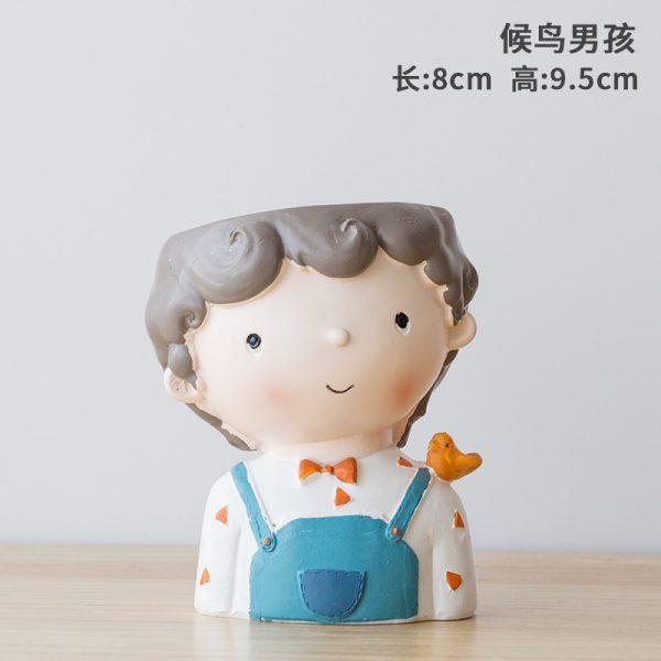 1I820021 Flower Pot Decoration Indoor Cheap Sale (10)