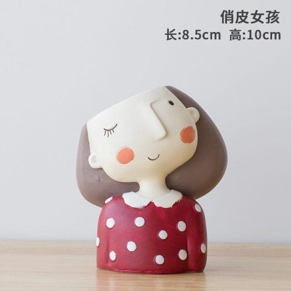 1I820021 Flower Pot Decoration Indoor Cheap Sale (13)