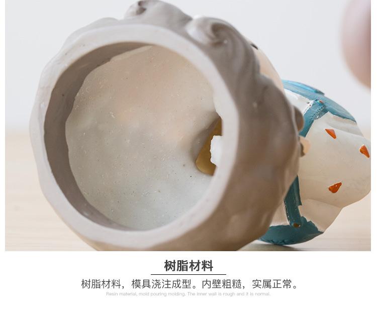 1I820021 Flower Pot Decoration Indoor Cheap Sale (27)