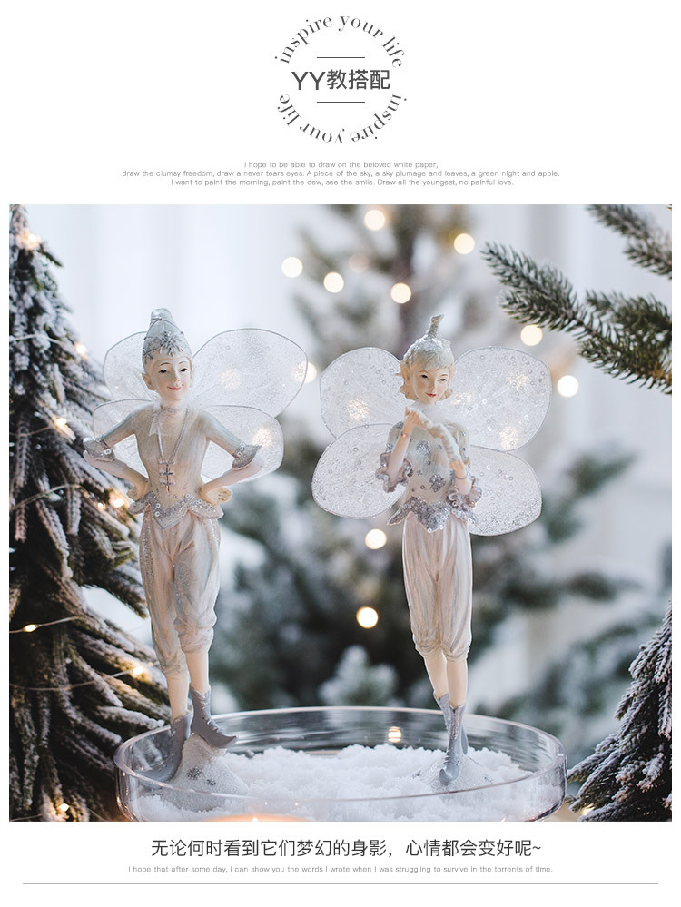 1I820022 Elves Figurine Christmas Items Wholesale (19)
