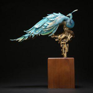 1I904061 Peacock Figurine Online Sale (1)