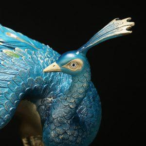 1I904061 Peacock Figurine Online Sale (4)