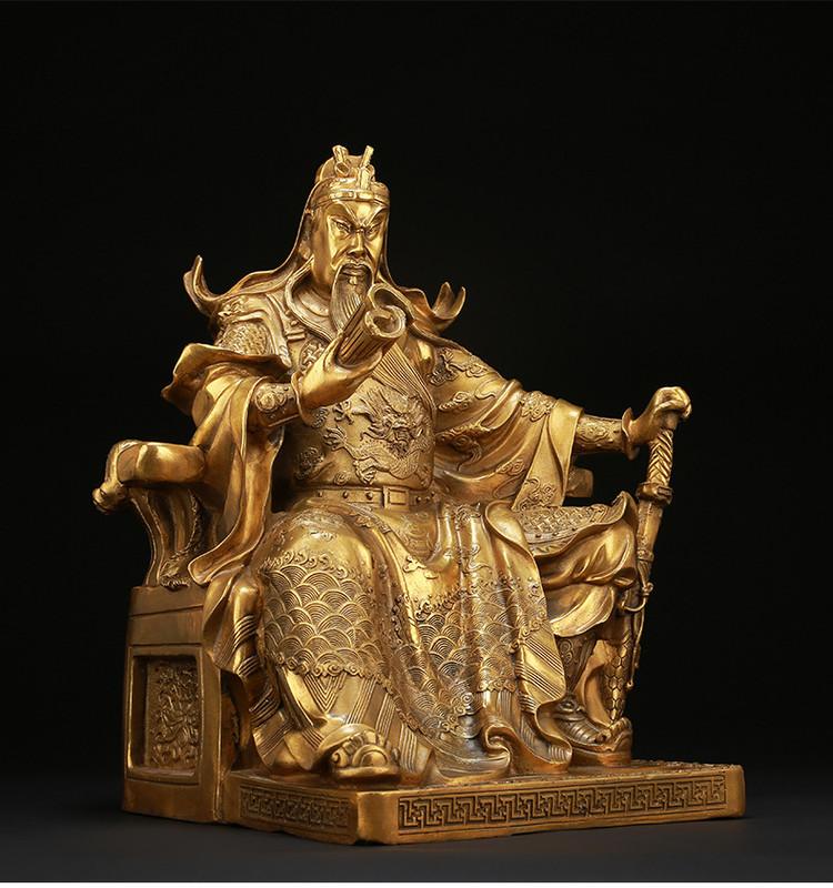 1I904062 Guan Gong Statue Cheap Sale (10)