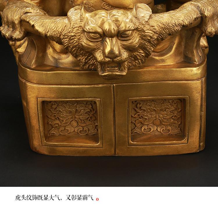 1I904062 Guan Gong Statue Cheap Sale (15)