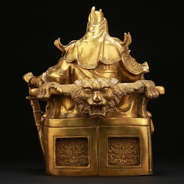 1I904062 Guan Gong Statue Cheap Sale (3)