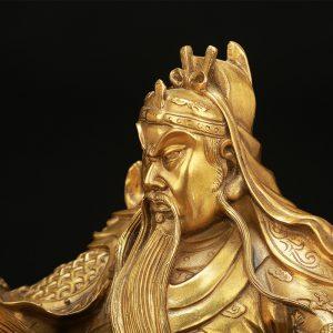 1I904062 Guan Gong Statue Cheap Sale (4)