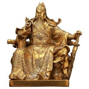1I904062 Guan Gong Statue Cheap Sale (6)