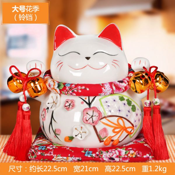 1I904065 854 Asian Lucky Cat Statue Online Sale
