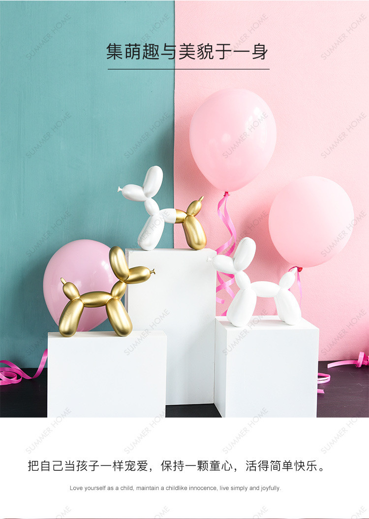 1IC10003 balloon dog replica cheap sale (7)
