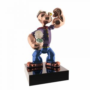 1IC18001 Popeye Statue Wynn Las Vegas For Sale (1)