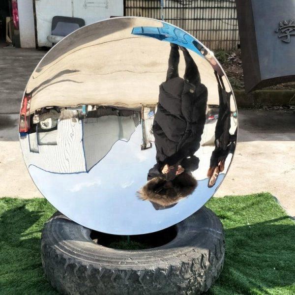 1IC18003 Anish Kapoor Mirror Sculptures China Manufacturer (1)