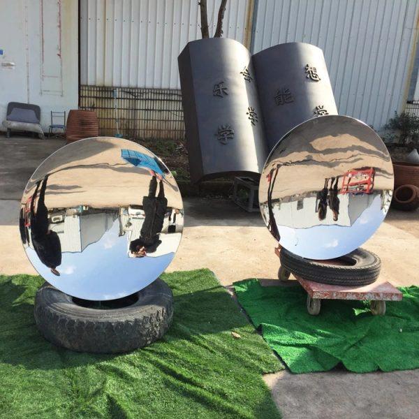 1IC18003 Anish Kapoor Mirror Sculptures China Manufacturer (10)