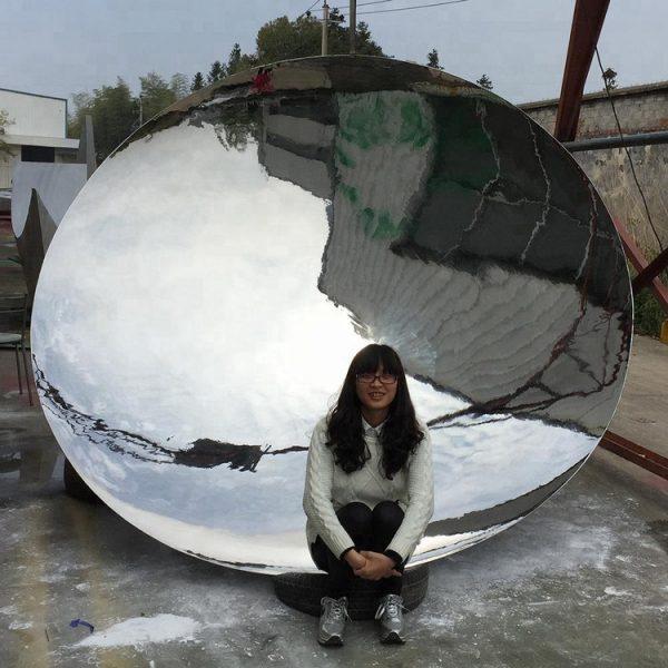 1IC18003 Anish Kapoor Mirror Sculptures China Manufacturer (4)