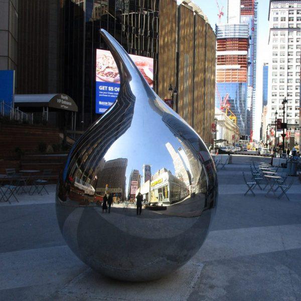 1IC18004 Mirror Sculpture Chicago China Maker (4)