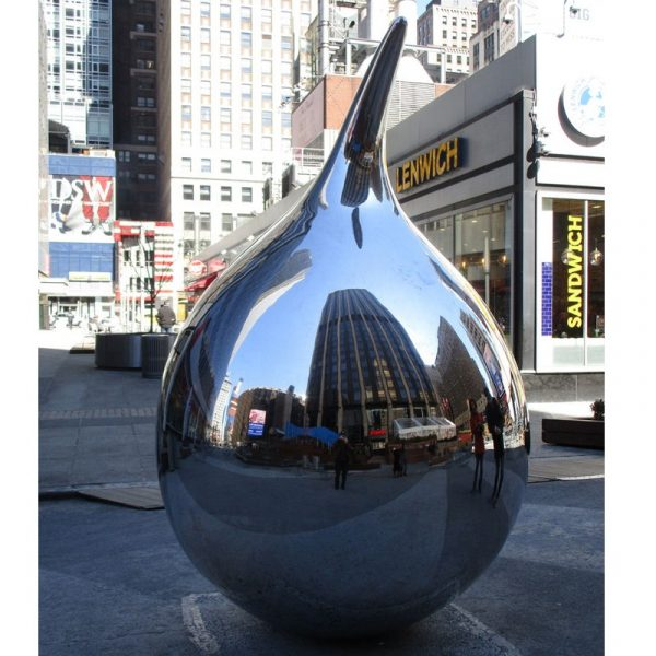1IC18004 Mirror Sculpture Chicago China Maker (5)