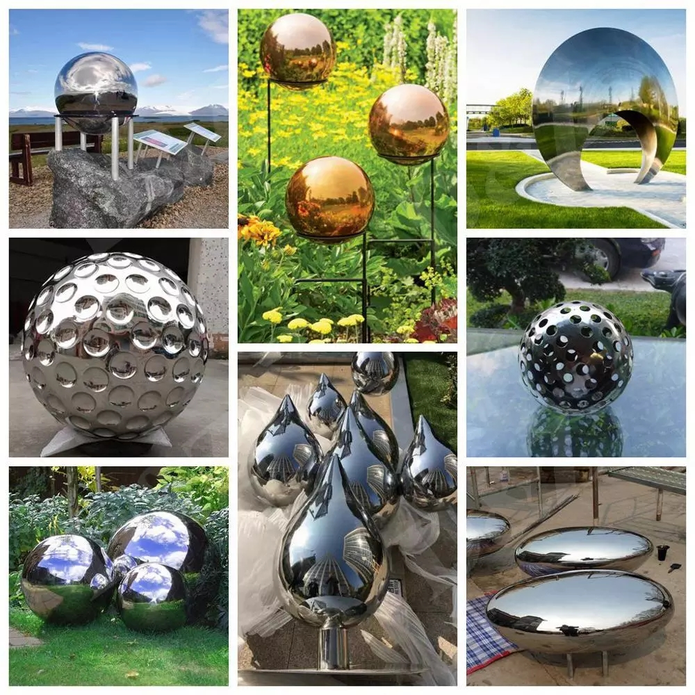 Stainless Steel Garden Art Maker
