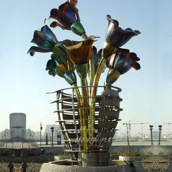 Stainless Steel Garden Art Maker (4)