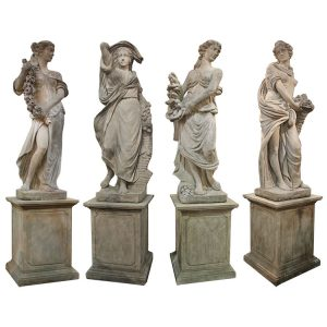 Four Seasons Concrete Statues China Supplier