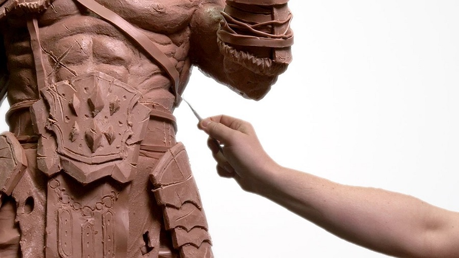 clay sculpture materials