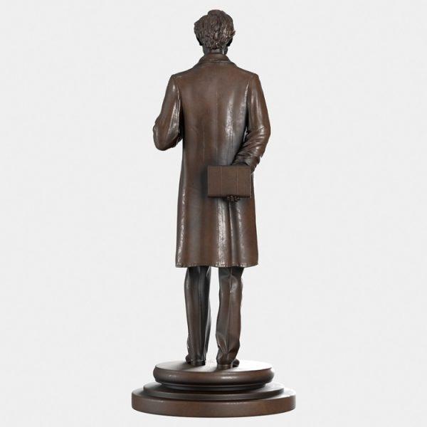 1J506002 Abraham Lincoln Sculpture Maker (2)