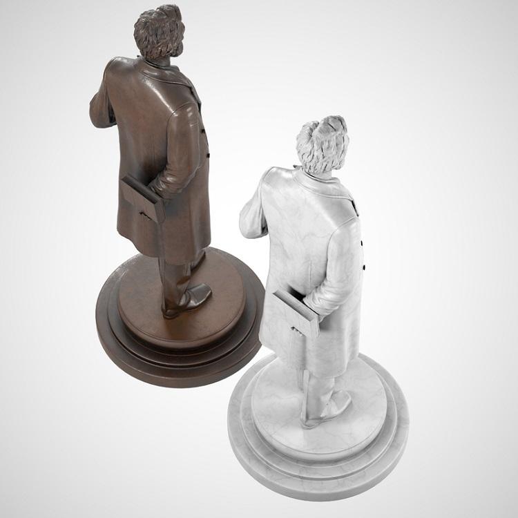 1J506002 Abraham Lincoln Sculpture Maker (5)