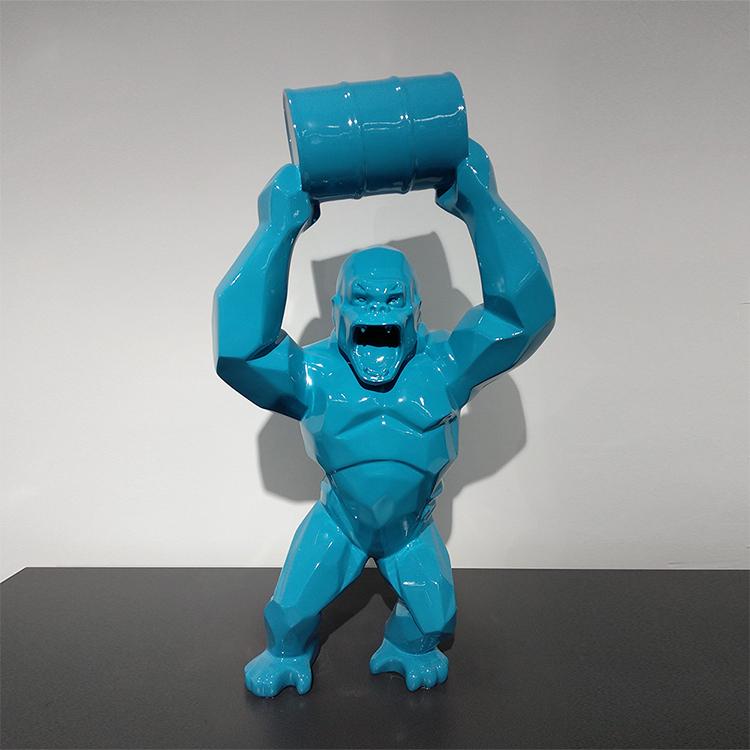 Outdoor Gorilla Statue Sale Online (1)