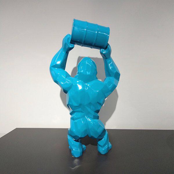 Outdoor Gorilla Statue Sale Online (2)