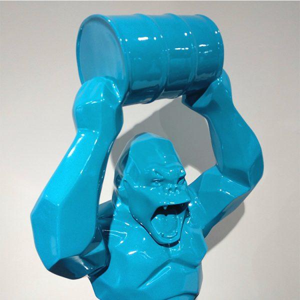 Outdoor Gorilla Statue Sale Online (4)