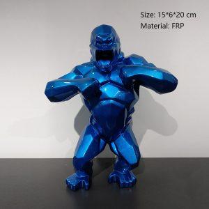 04 Large Plastic Gorilla