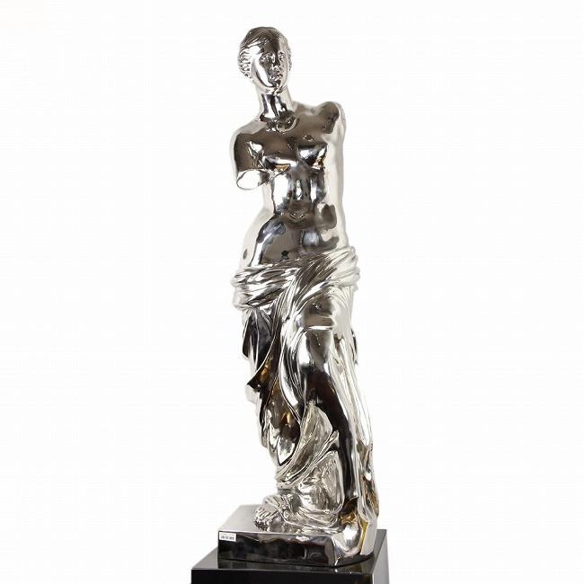 1J615002 Venus Goddess Statue Stainless Steel (2)