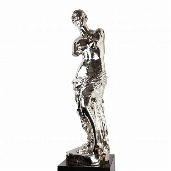 1J615002 Venus Goddess Statue Stainless Steel (4)