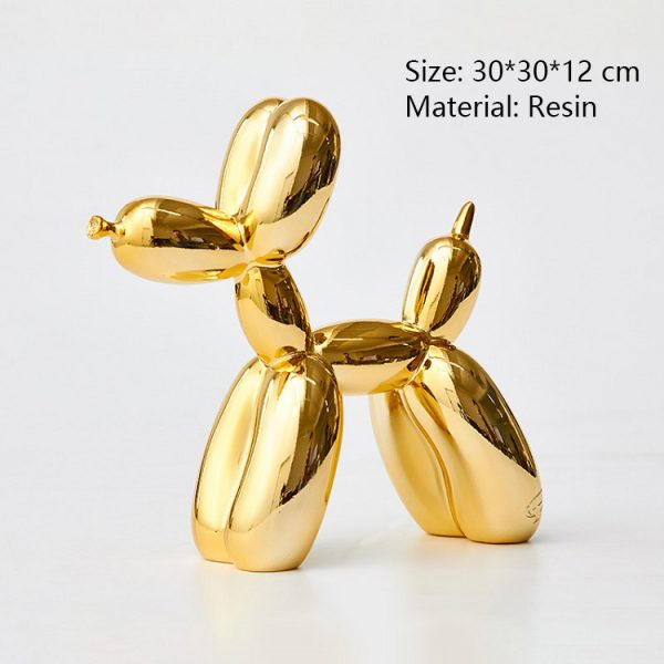 Art Chien Ballon Sculpture