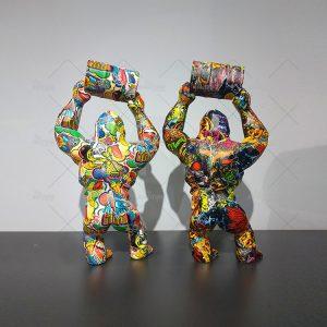 Gorilla Sculpture For Sale (3)