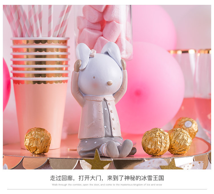 Rabbit Figurines Collectibles China Maker Detail (12)