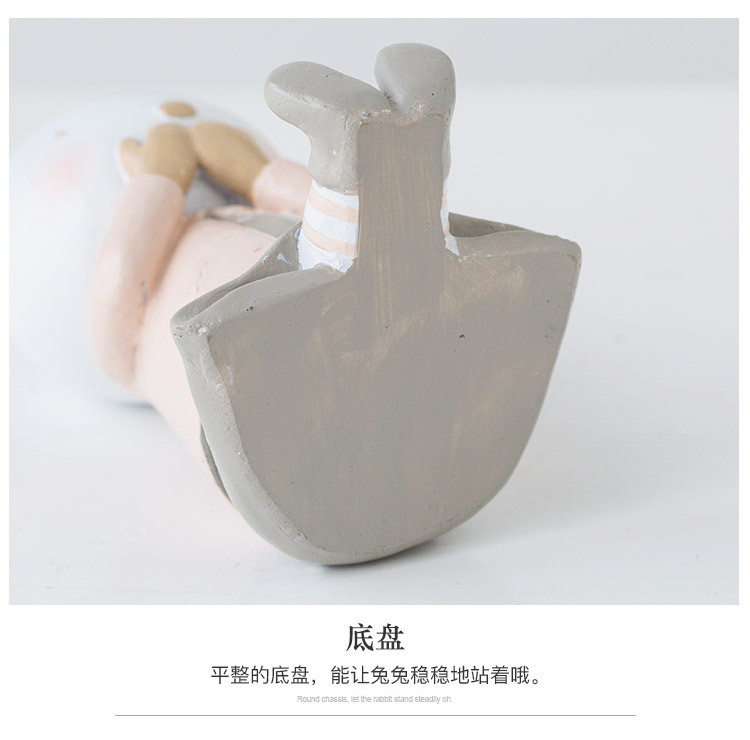 Rabbit Figurines Collectibles China Maker Detail (19)