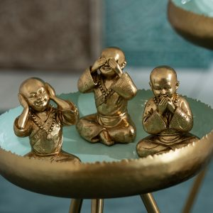 see no evil hear no evil speak no evil figurines (3)