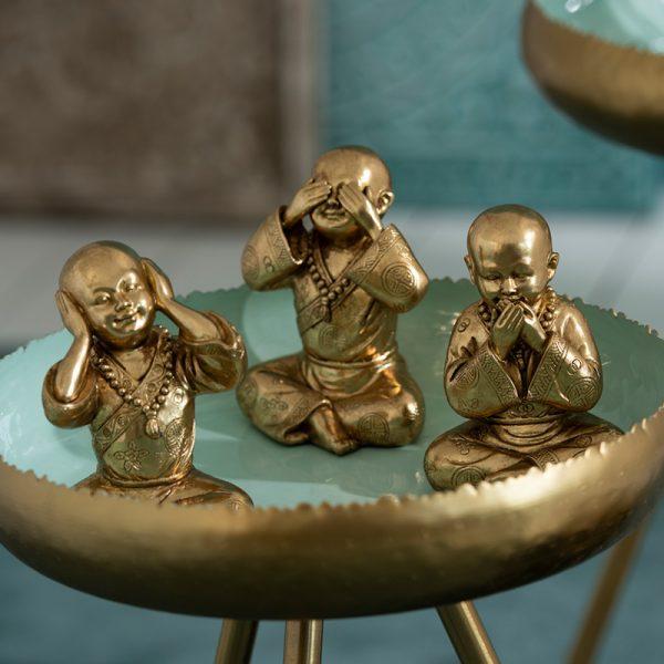 see no evil hear no evil speak no evil figurines (3)